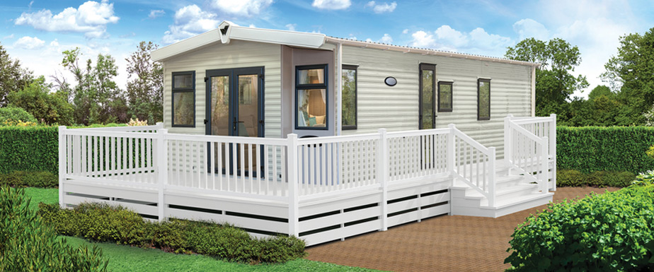 External Cladding For Mobile Home